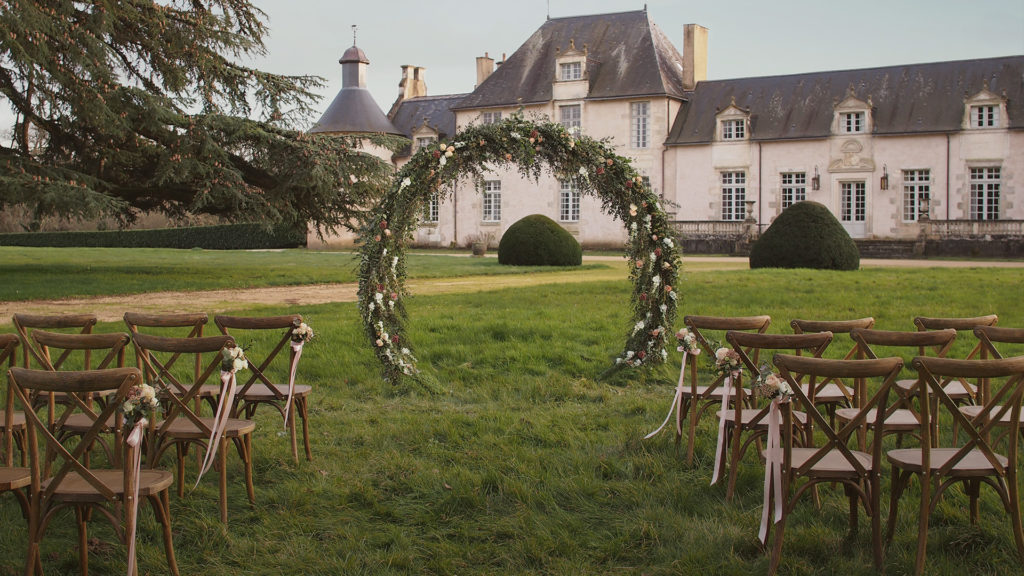 Décoratrice de cérémonie et de mariages en Touraine et Poitou Charentes